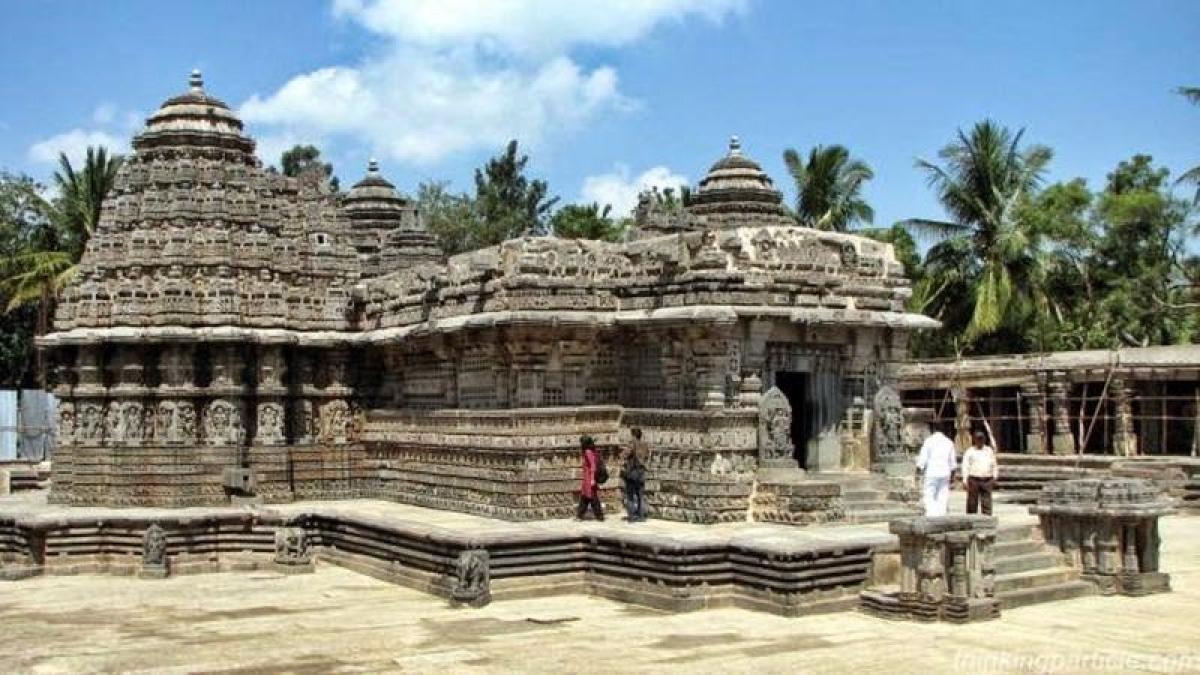 Somanathapura Temple<br />Picture credits: confurfeo.blogspot.com