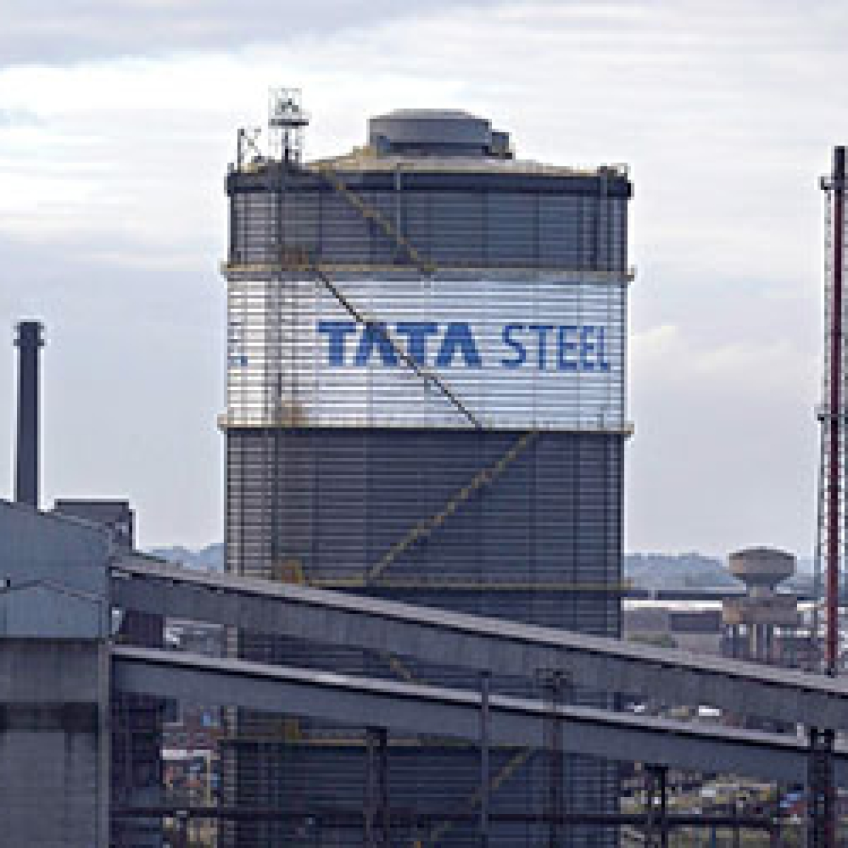 Tata Steel shares jump nearly 6% after March quarter earnings