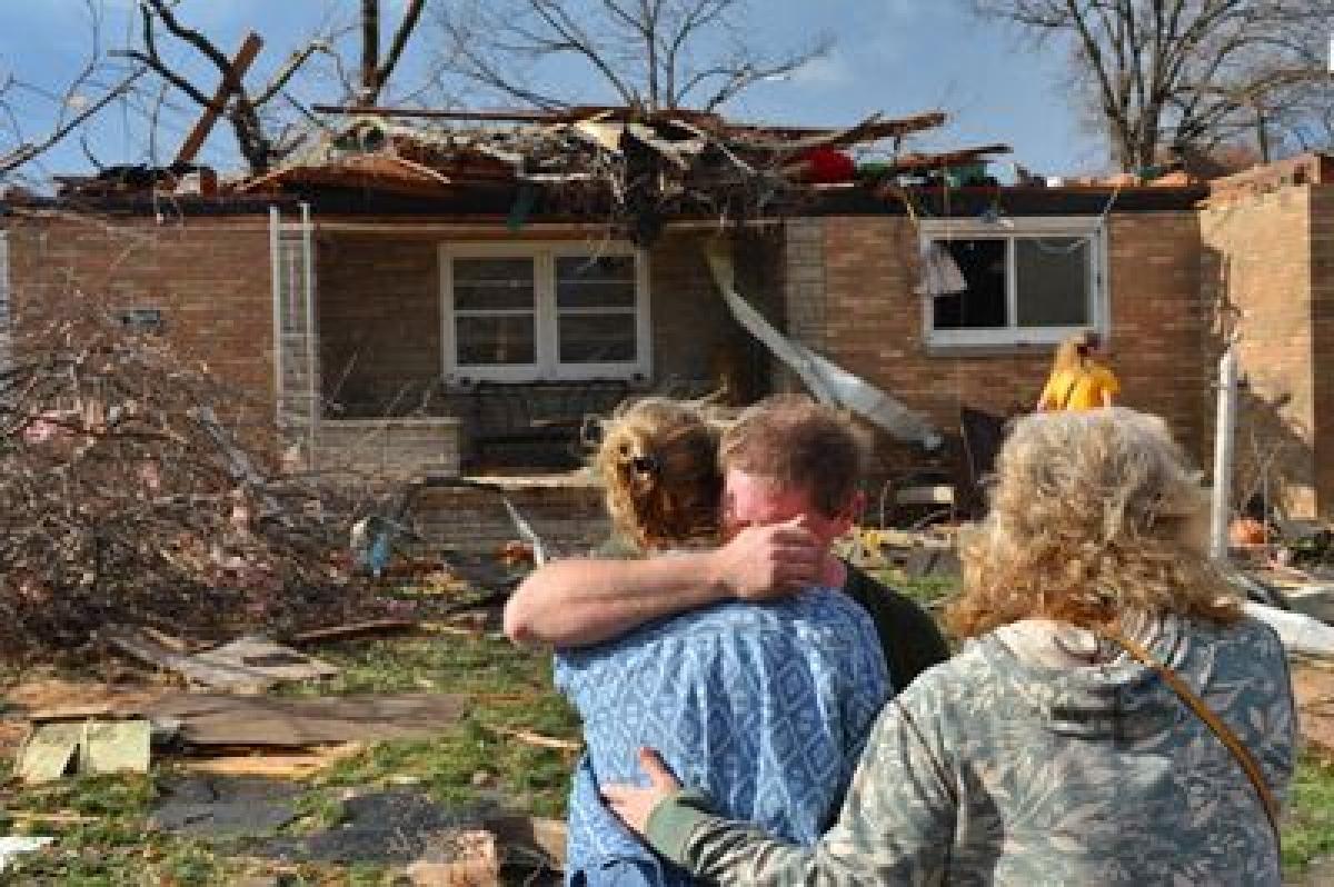 US tornadoes kill three
