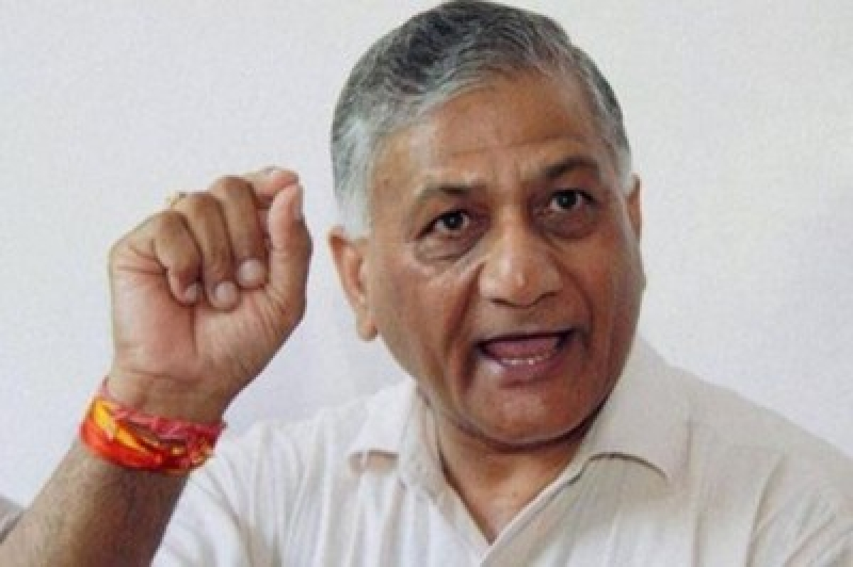 Congolese's murder: V.K. Singh deputed to allay African envoys' concerns