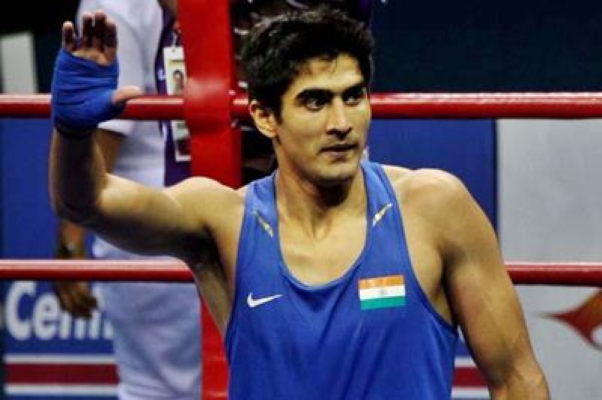 Vijender Singh eyes another knockout show against Hyuseinov