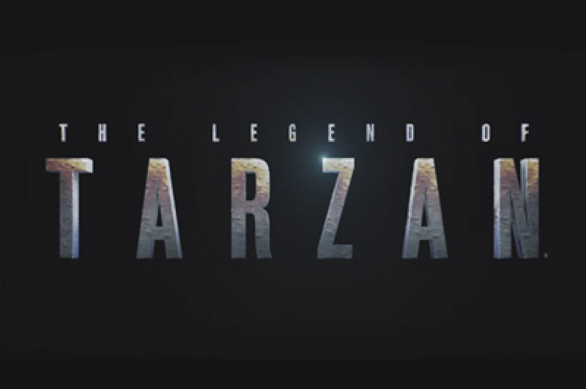 The Legend of Tarzan – Official Teaser Trailer