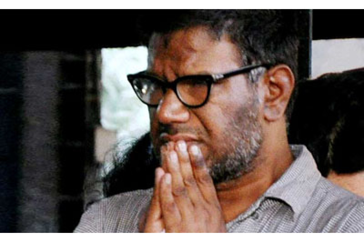 Chintan Upadhyay has not blamed anyone for his arrest