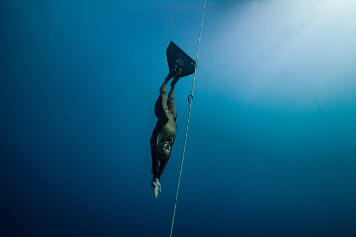Free diving while holding breath may harm your heart: Study