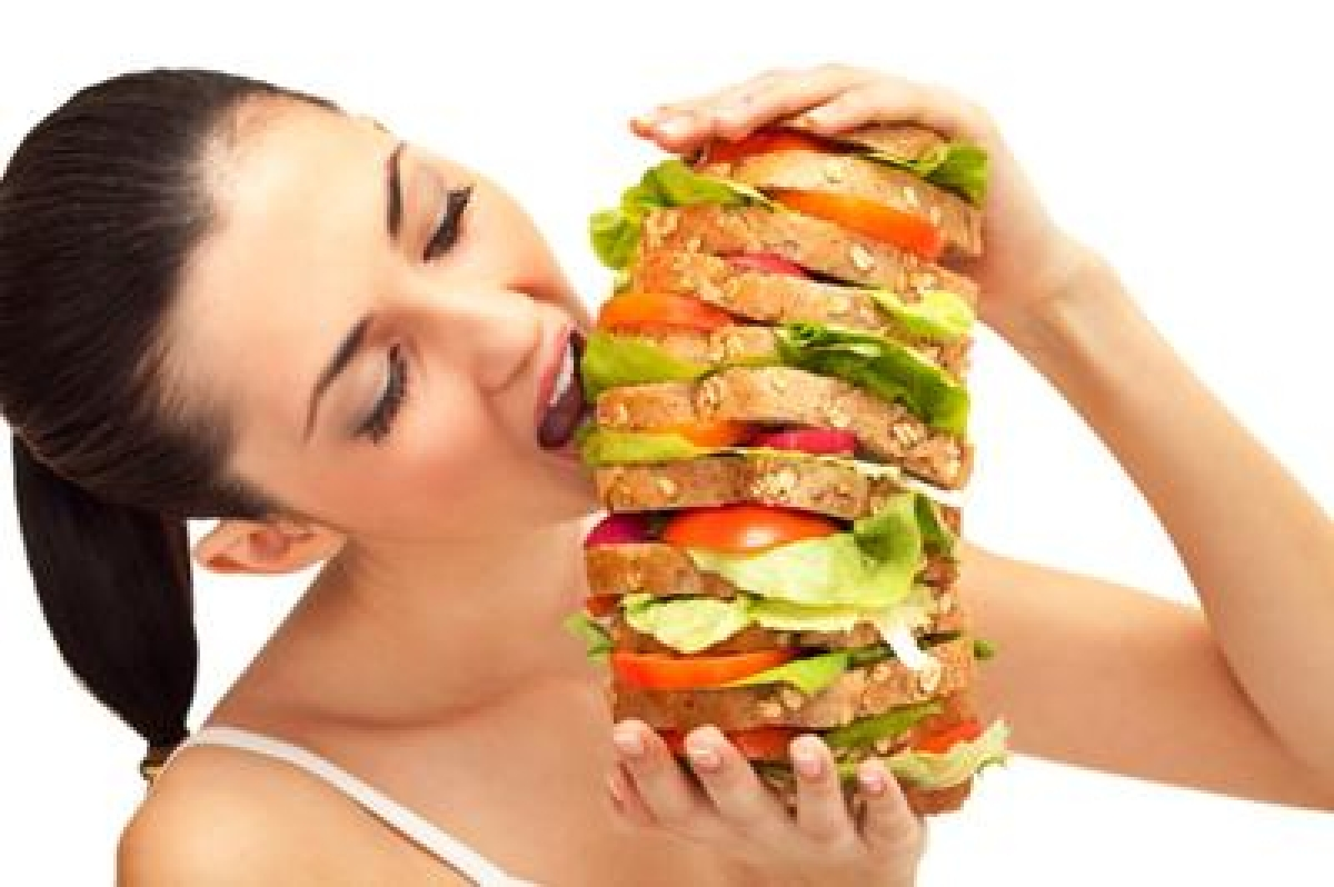 Eating when not hungry may be bad for health