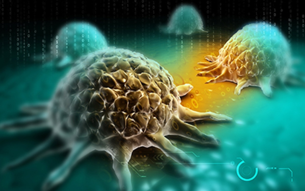 Common antibiotic before radiation may help body fight cancer