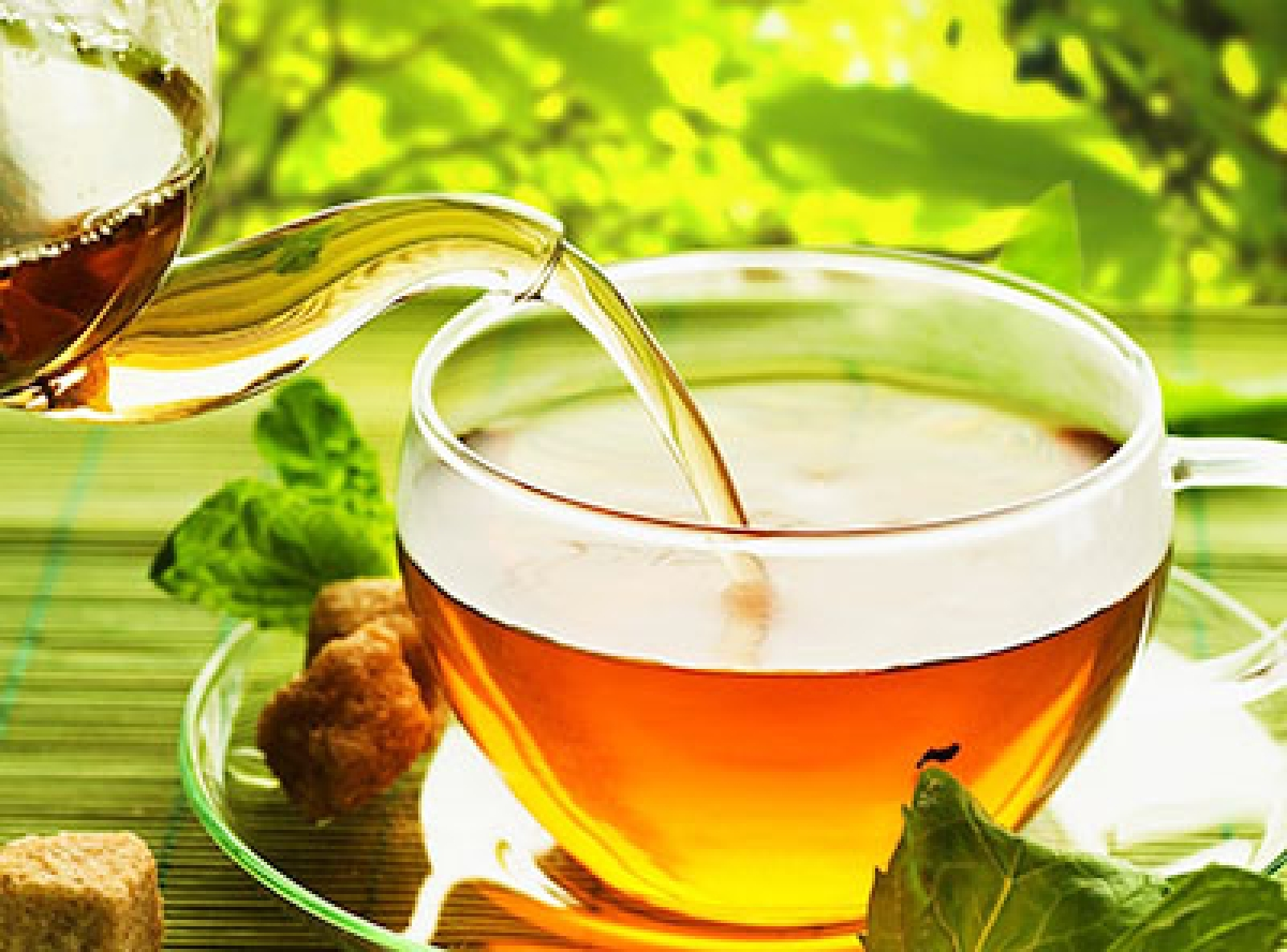 Too much green tea  may be bad for you