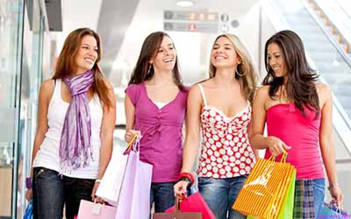 Shopping can bring long-term happiness