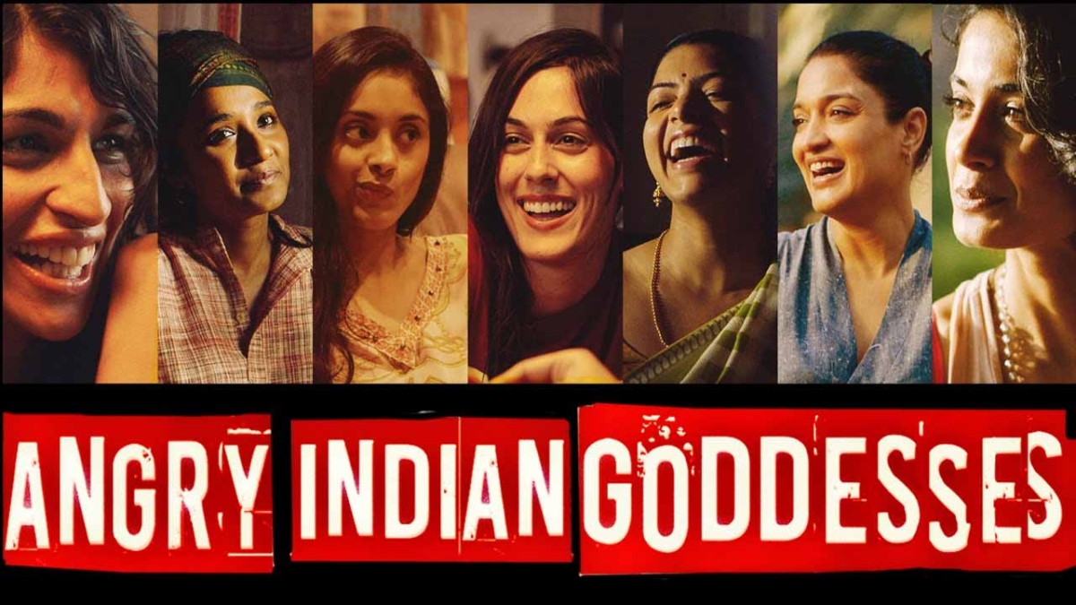 Movie Review: Angry Indian Goddesses–Perky, sassy & triumphant