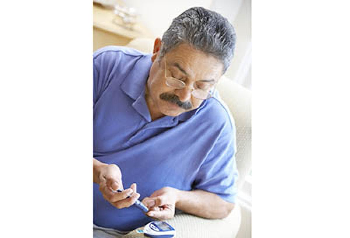 Testosterone treatment may benefit diabetic men