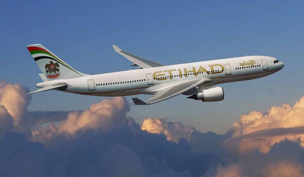 Etihad flight diverted to Mumbai after Indonesian woman delivers baby on-board