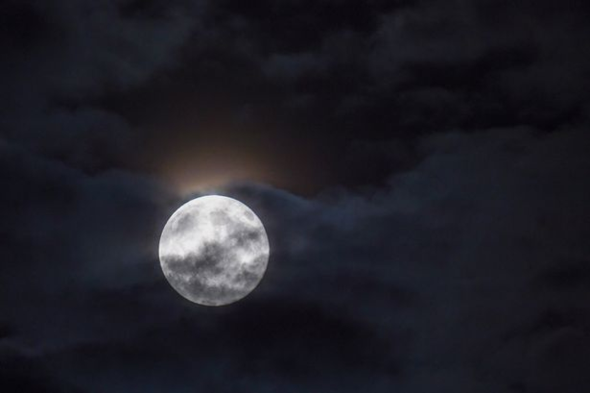 Rare full moon to light up the skies on Christmas