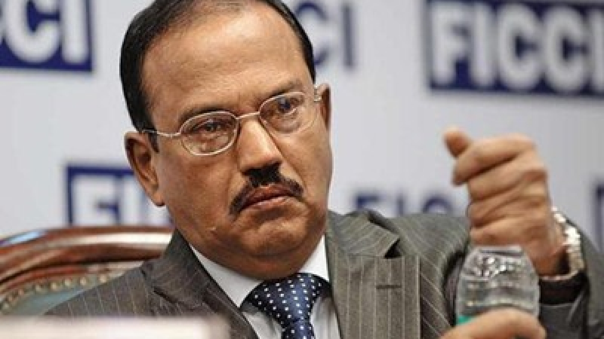 Doval holds strategic talks with French NSA