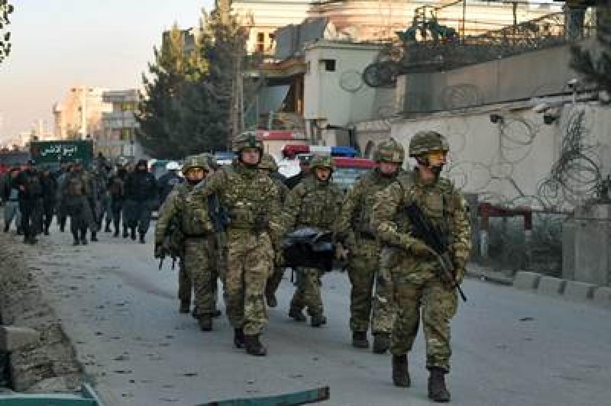 Spaniard among five killed in Kabul diplomatic quarter siege