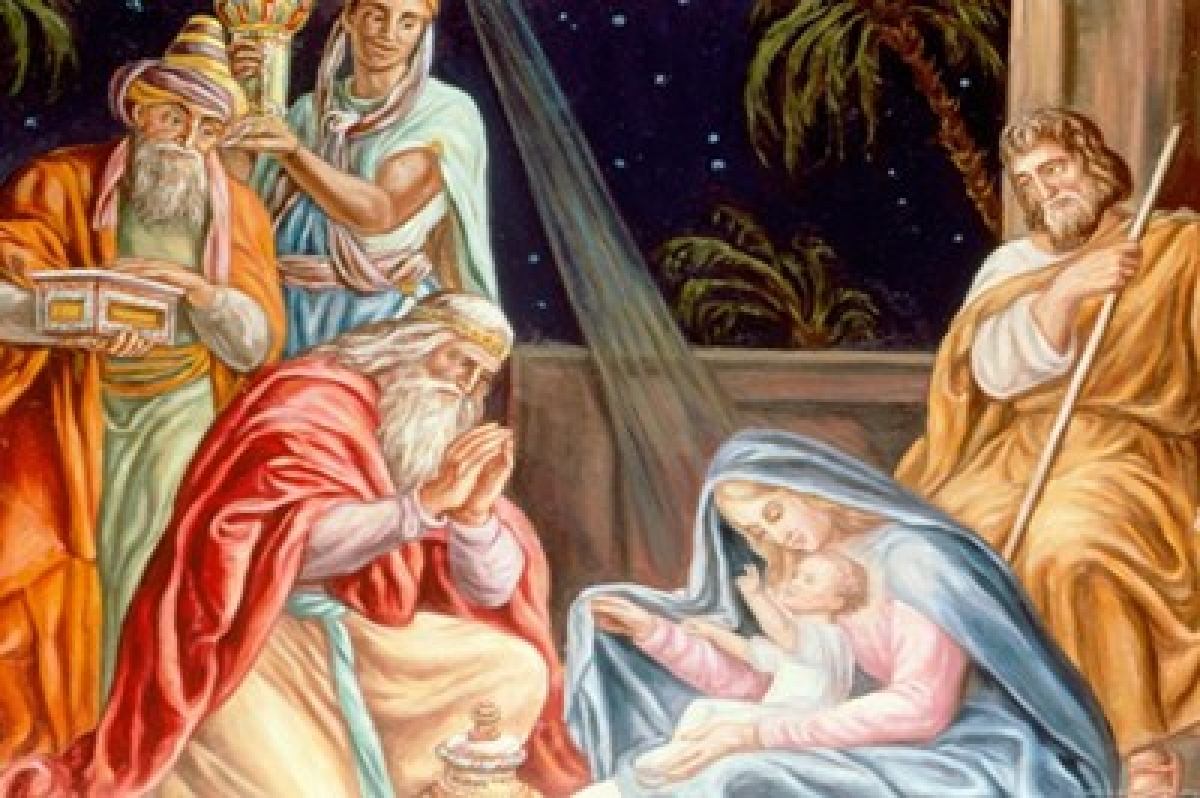 The story of 'Merry Christmas'