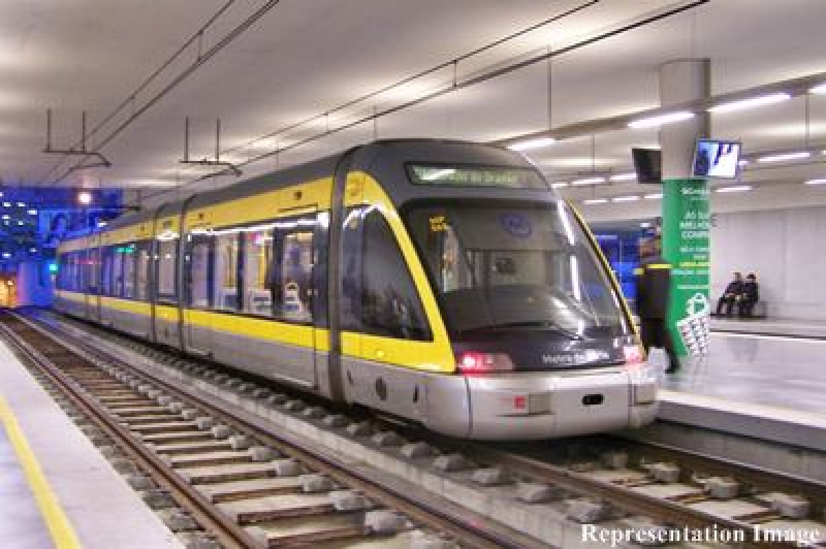 Metro-III project to include two stations at airport