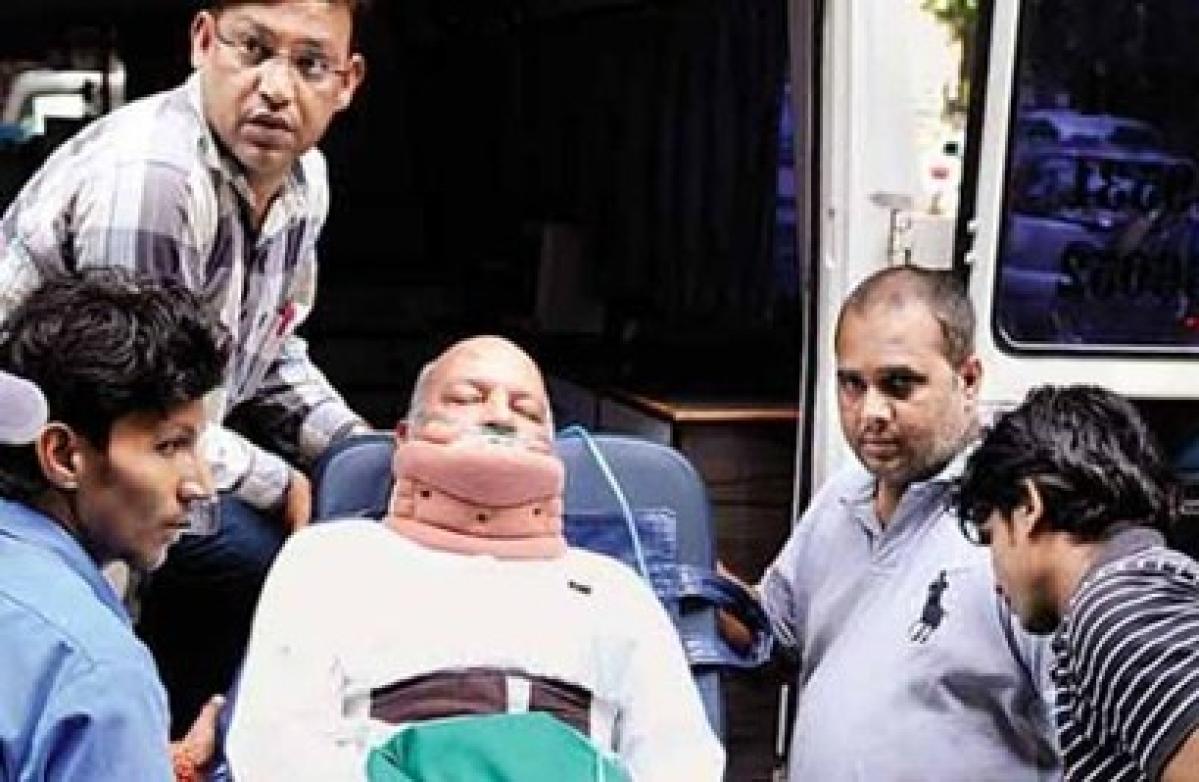 1993 Mumbai blasts convict dies in Nashik