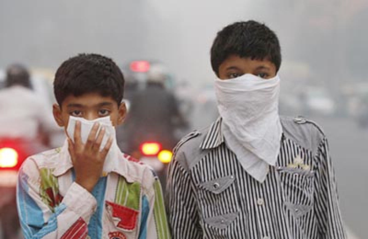 After a lull, pollutants in Delhi's air on rise again!