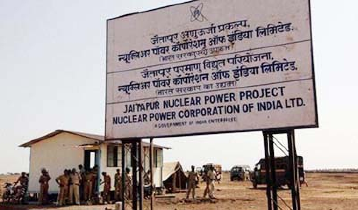 Sena takes fresh guard, will intensify stir on Jaitapur plant
