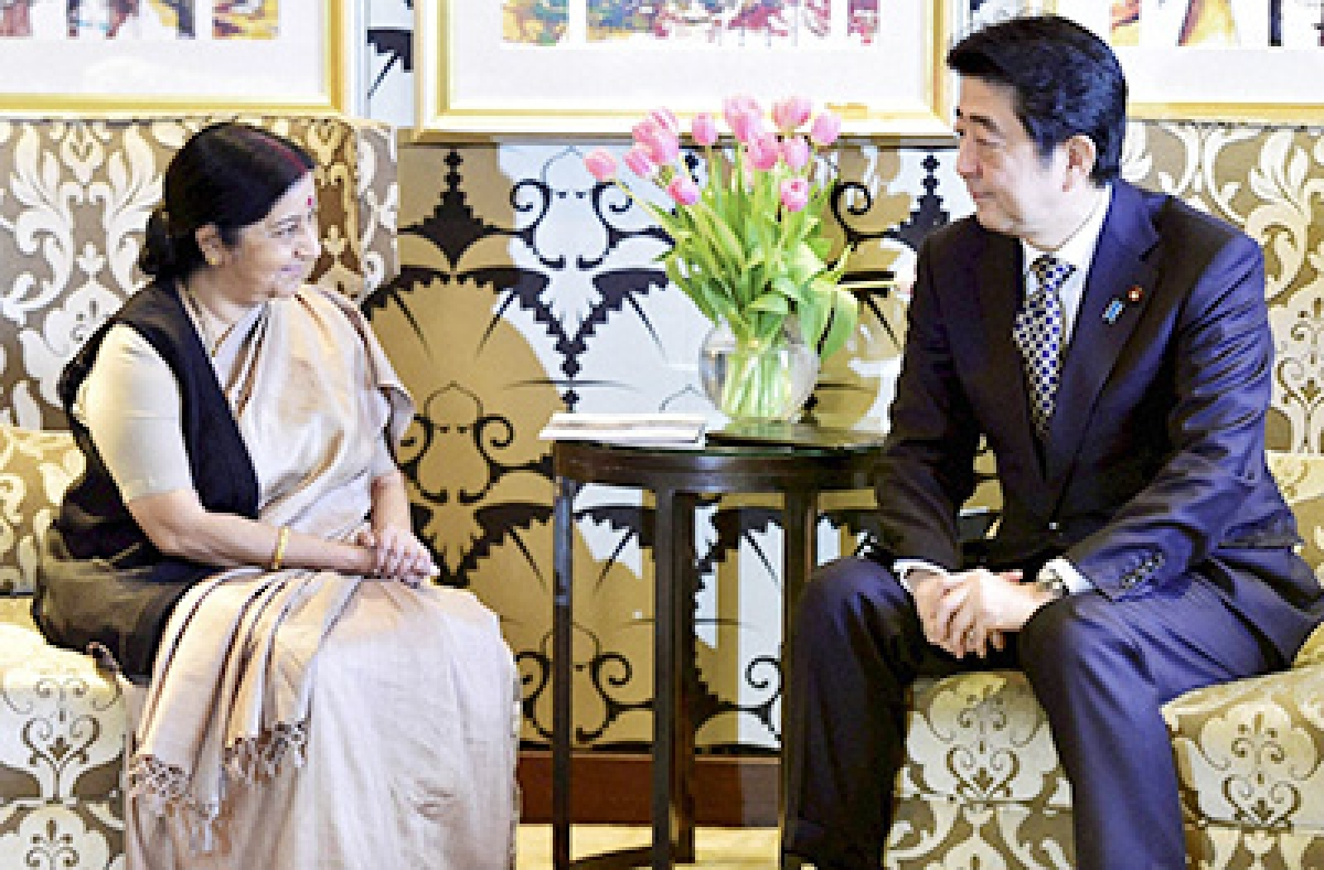 Japan to fund 80% of India's  first bullet train, says minister
