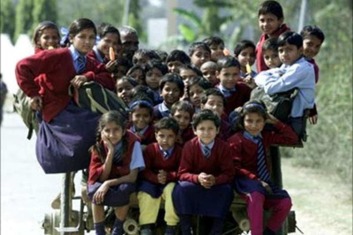 'Decline in child population growth led to fall in enrollment'