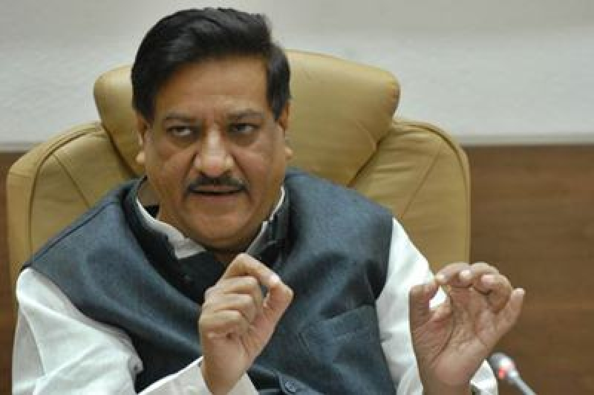 Raj is helping us, Prakash Ambedkar is helping BJP: Prithviraj Chavan