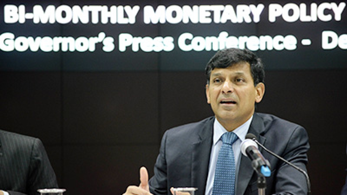 Raghuram Rajan says world economy doing better after Fed cuts