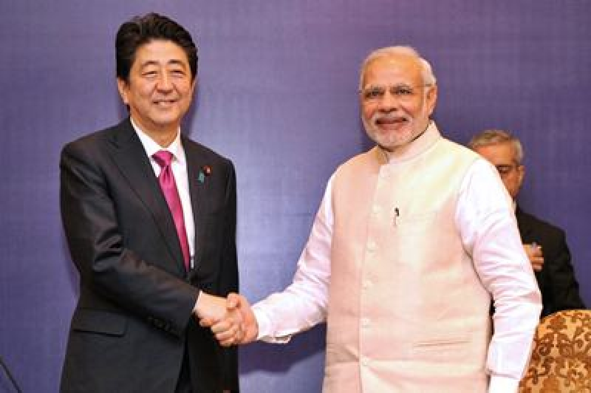 Japan bats for peaceful resolution in Indo-China conflict; opposes any change in status quo after being briefed by India