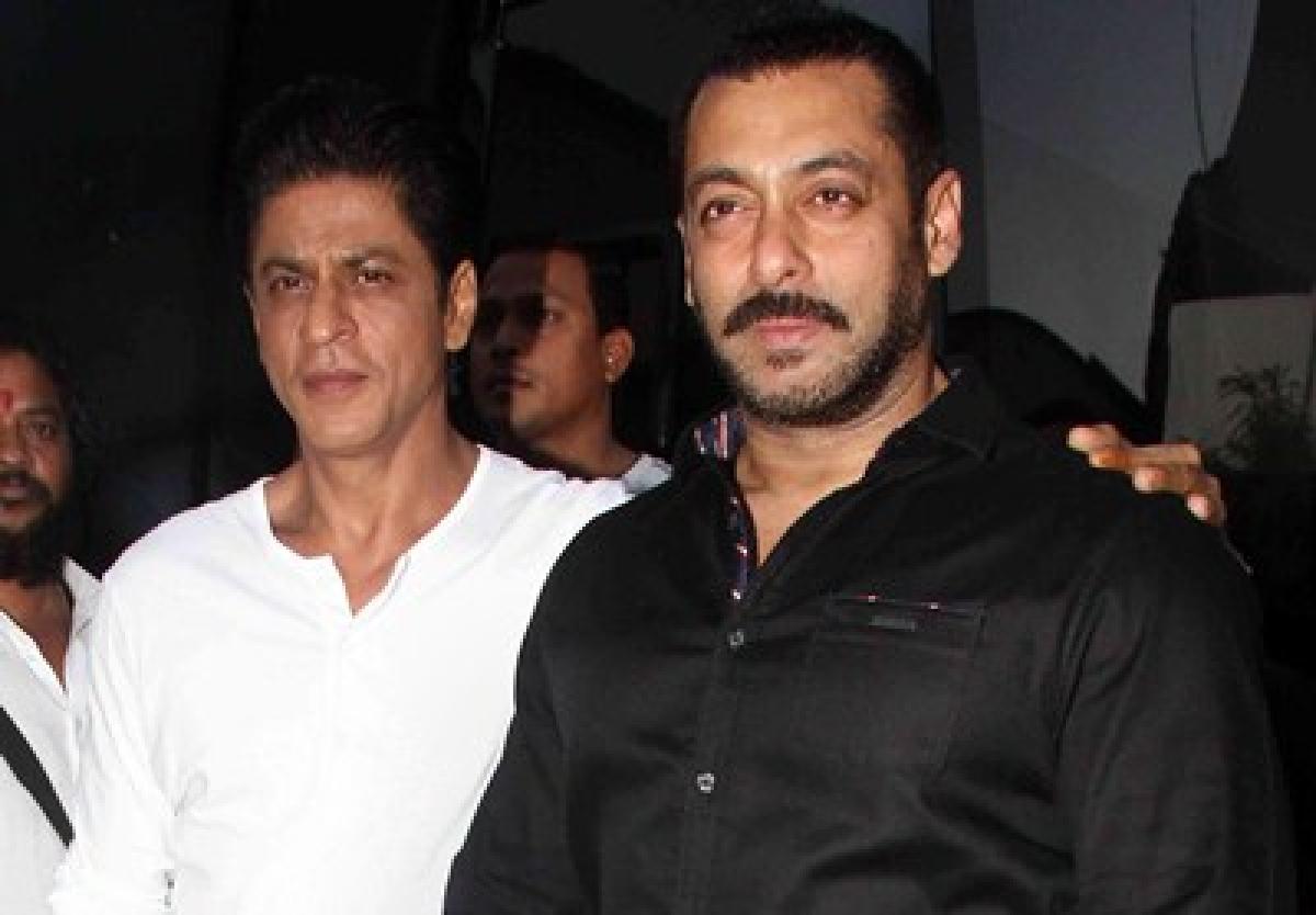 Salman Khan Shah Rukh Khan