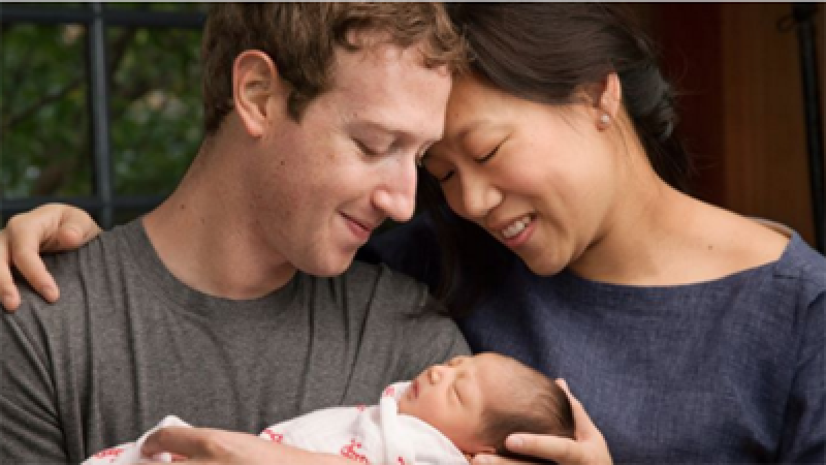 Dad Zuckerberg to give 99% of fortune to charity