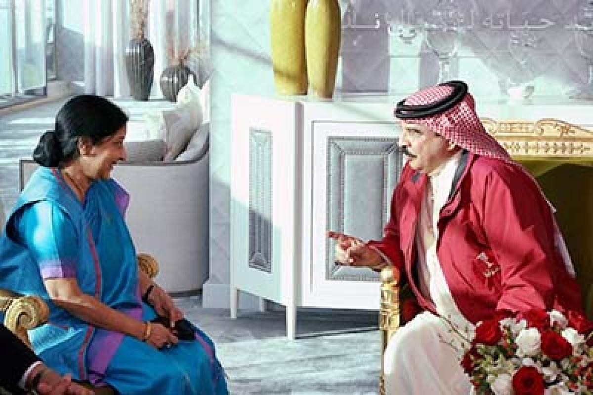 Sushma Swaraj's statue to be installed in Vidisha, says Madhya Pradesh chief minister Shivraj Singh Chouhan