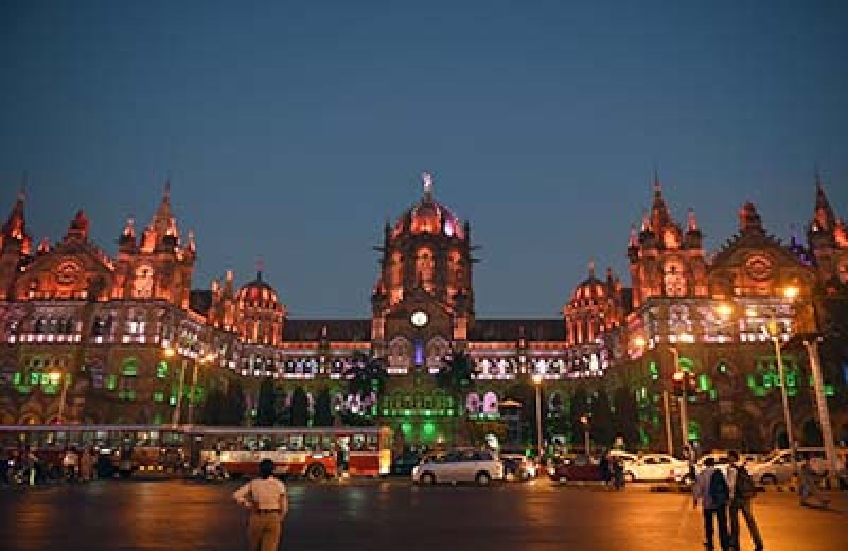 Chattrapathi Shivaji Terminus (CST)