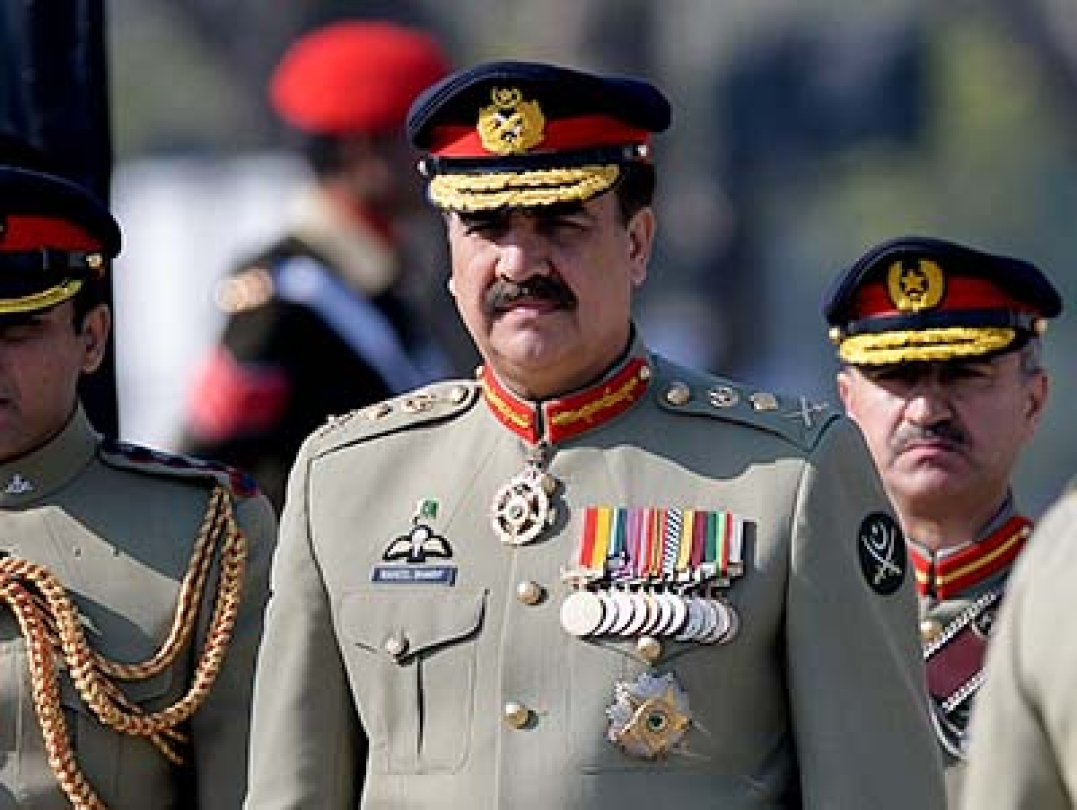 Pakistan army chief to retire as scheduled in Nov' 16