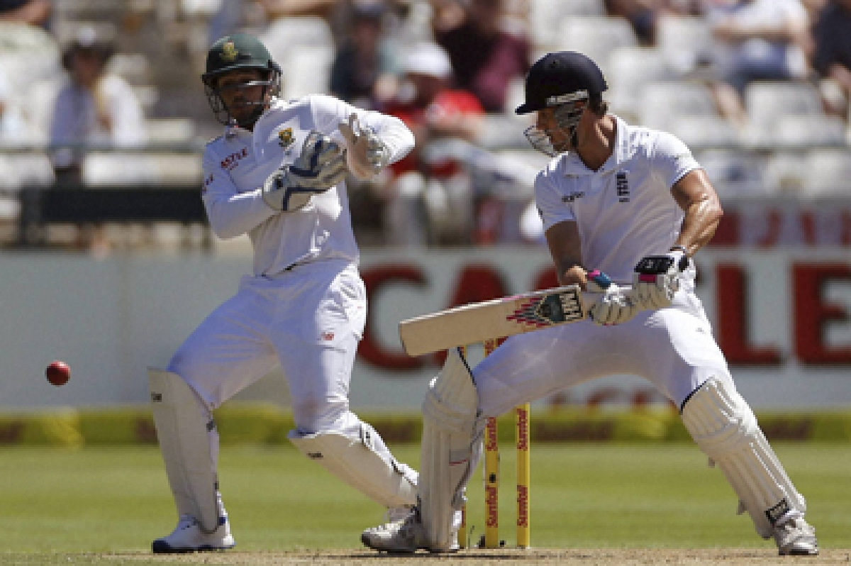 Stokes attacks to give Eng the edge