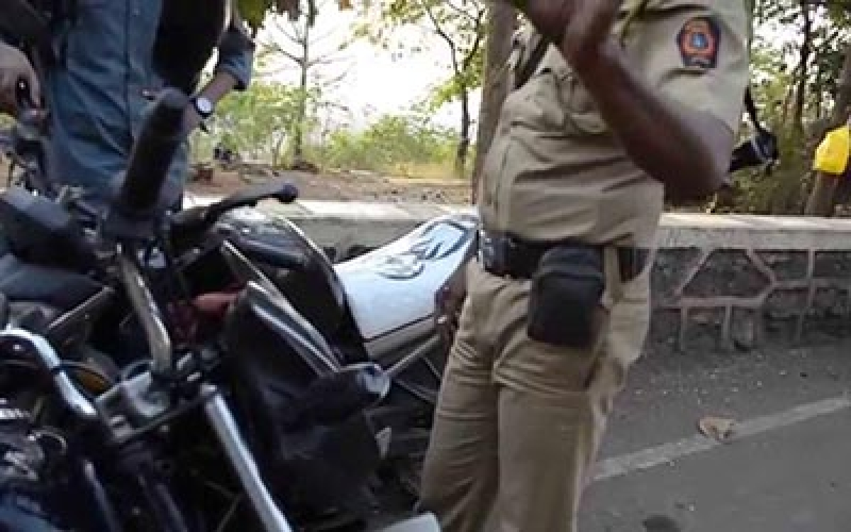 E-challan system to now be used by Navi Mumbai police