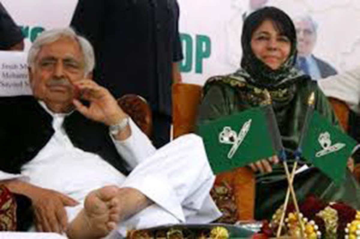 What happens to governance if Mufti doesn't recover quickly?