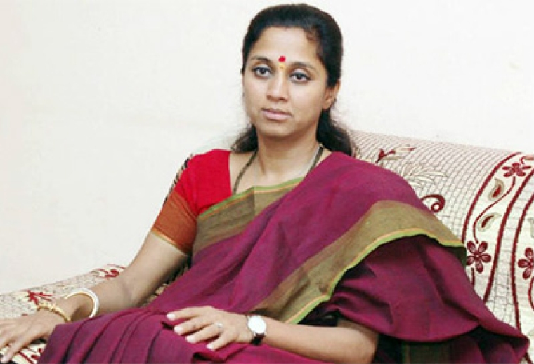 Supriya Sule's sari talk in Parliament draws flak
