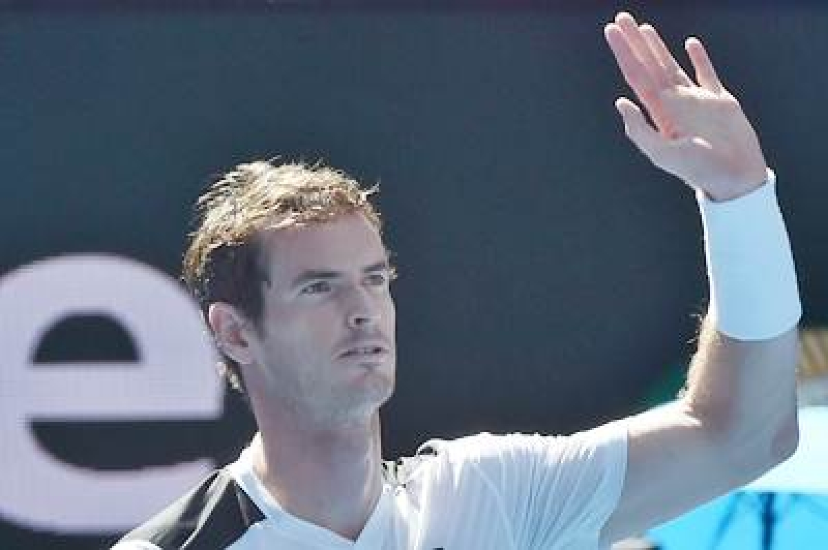 Andy Murray surpasses giant challenge