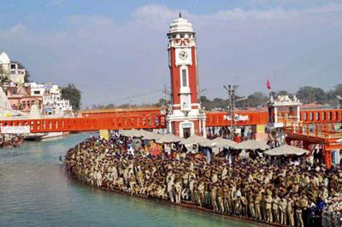 Man threatened to blow up Har ki Pauri ghat arrested, was angry over his Aadhar card not being issued