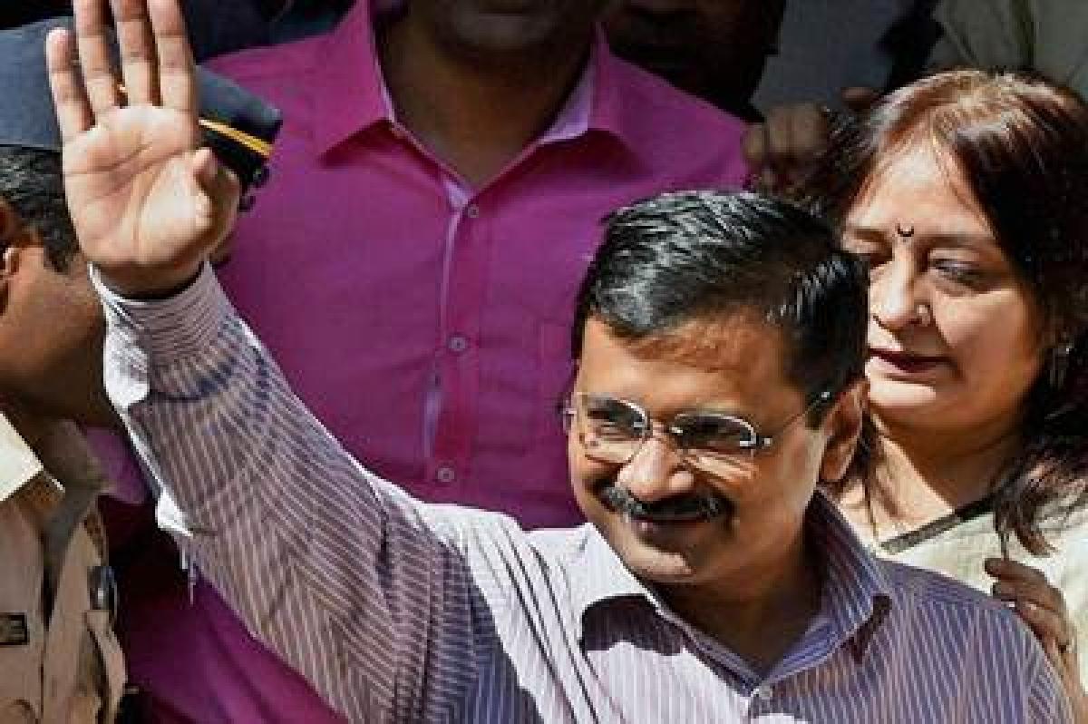 Delhi CM releases 'Kejriwal Ka Guarantee Card', promises 24x7 drinking water