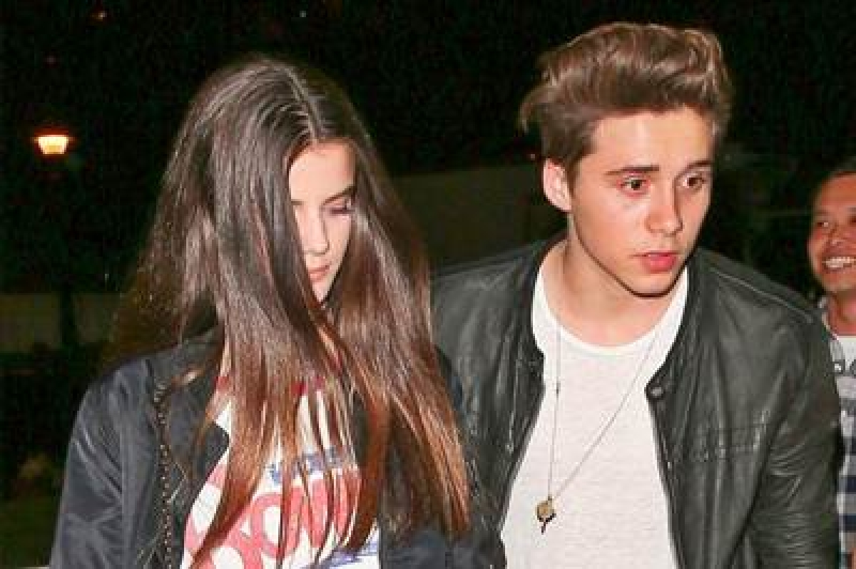 Victoria finds it difficult to see Brooklyn dating: David