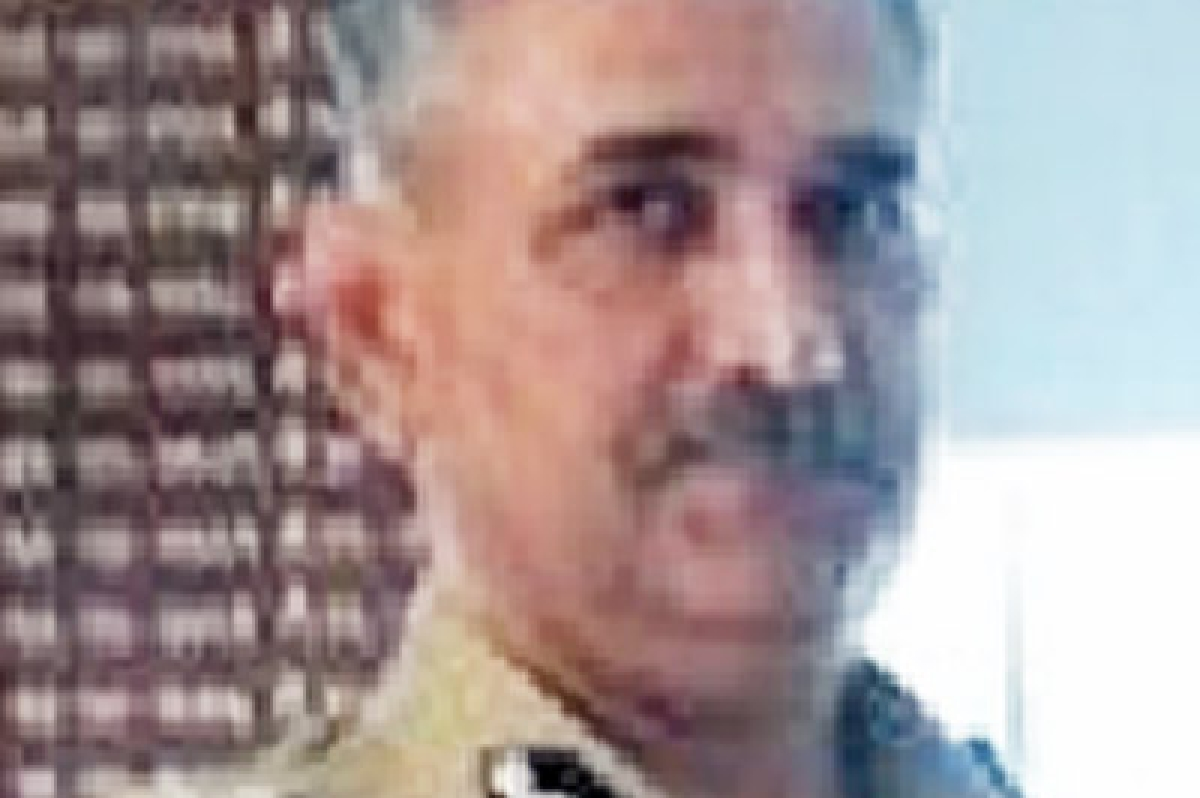Ahmed Javed retires,new CP named
