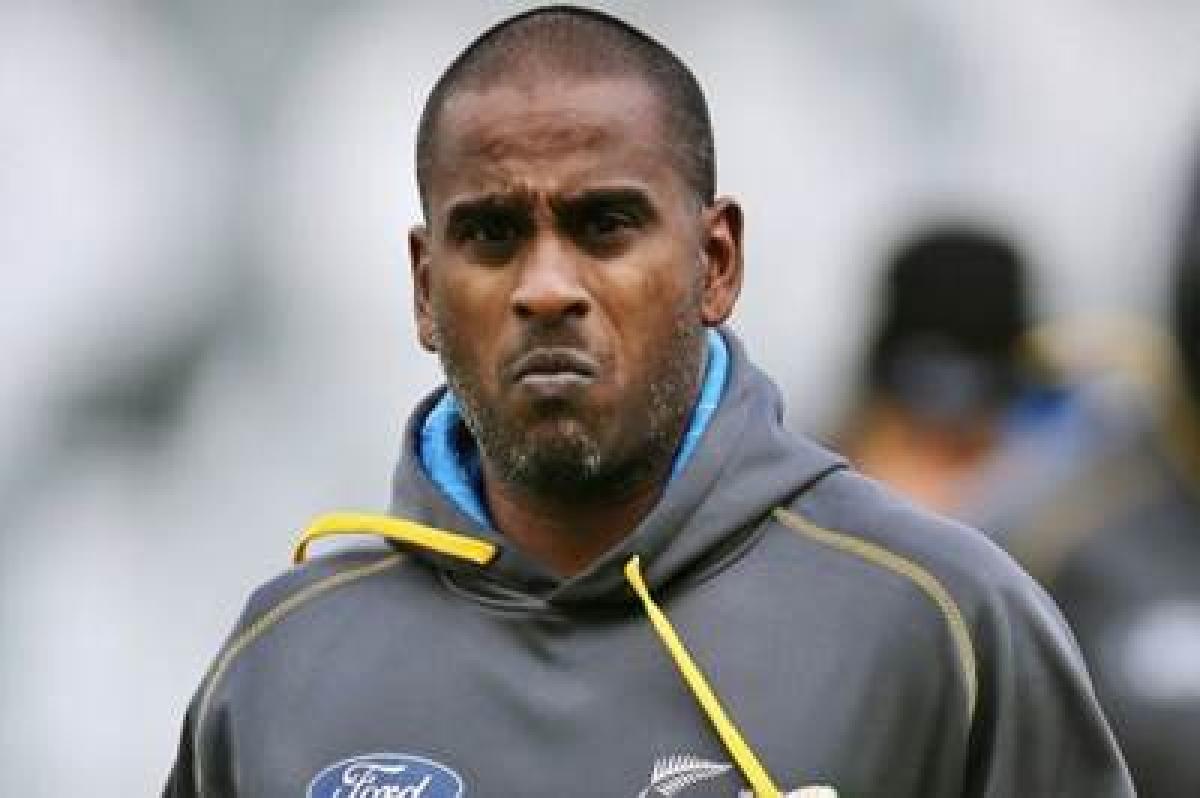 Dimitri Mascarenhas steps down as New Zealand bowling coach