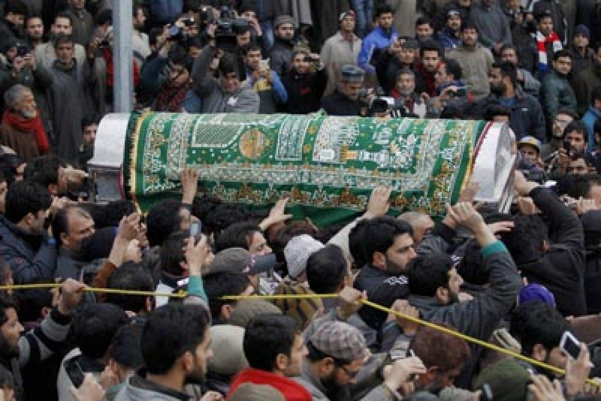 The Grand old man of Jammu and Kashmir's mainstream politics