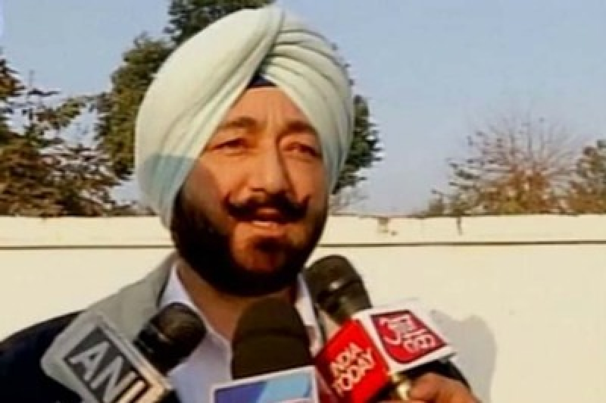 Pathankot attack: Gurdaspur SP Salwinder Singh at NIA HQ