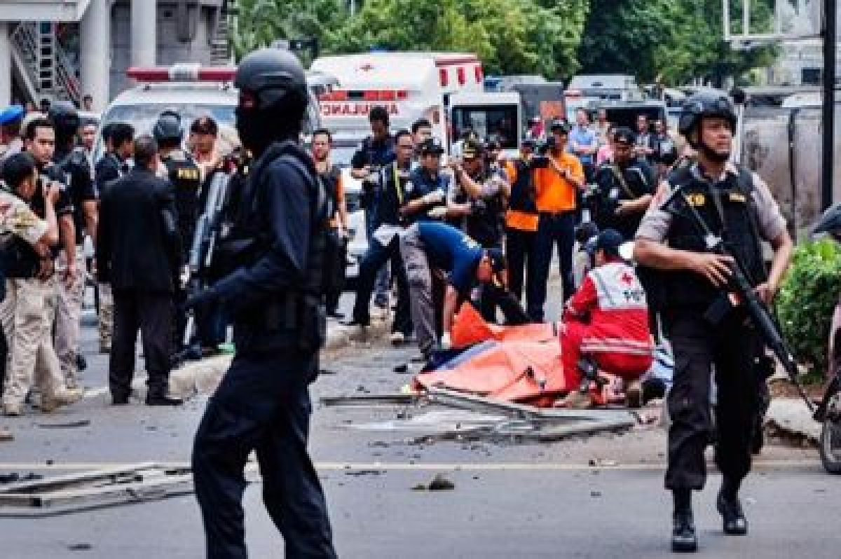 World leaders condemn deadly Jakarta blasts