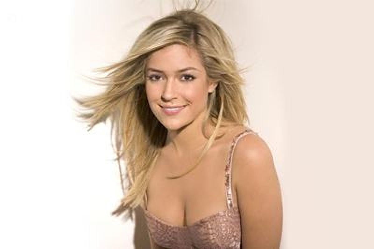 I shed tears for my brother: Kristin Cavallari