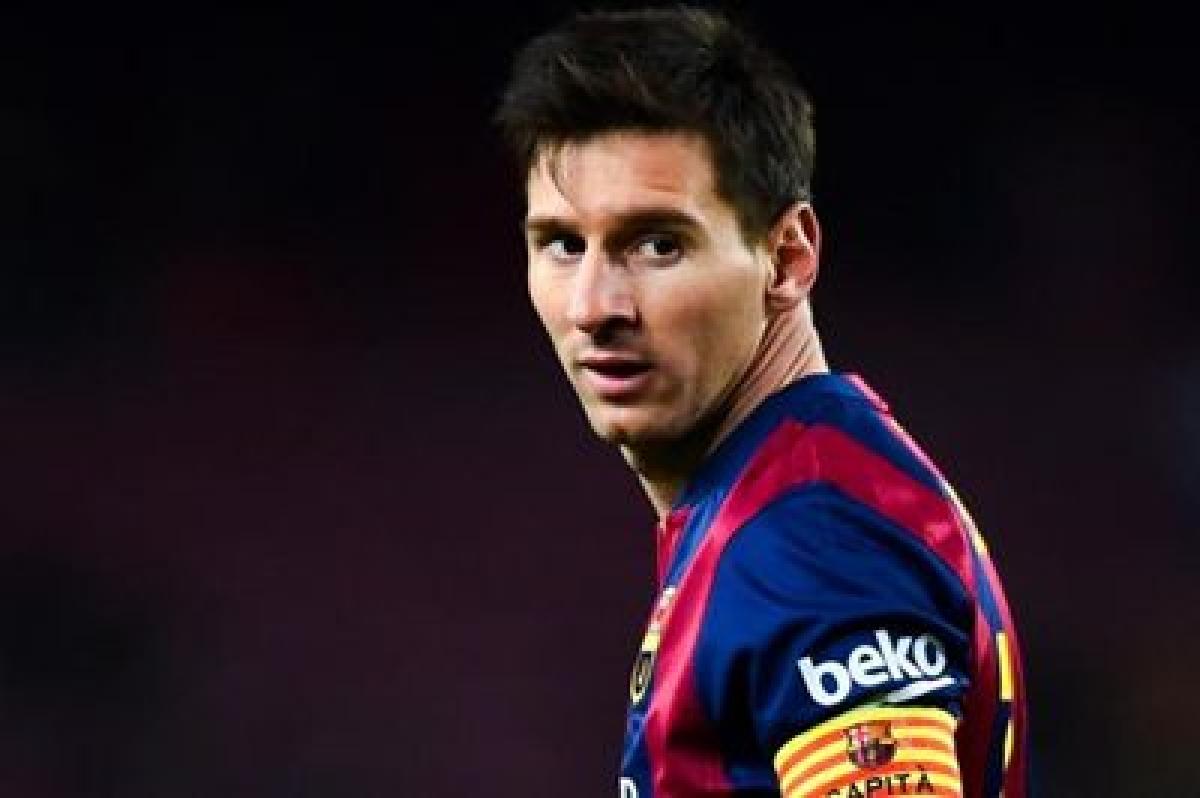Barca star Messi remains world's highest paid footballer