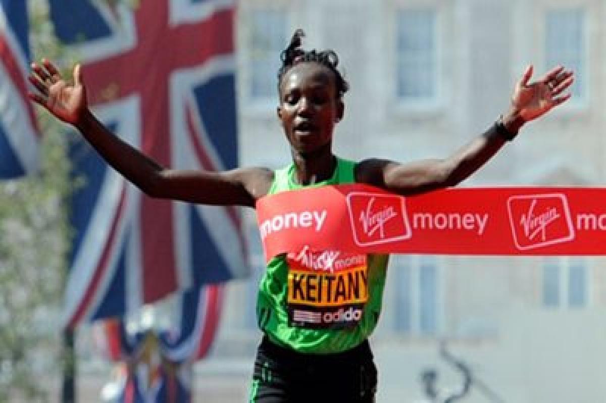 Keitany relishes rivalry for Rio Olympics Marathon