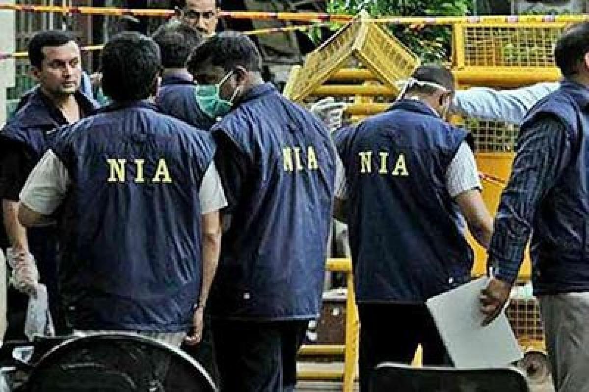 NIA registers case in Pathankot terror strike